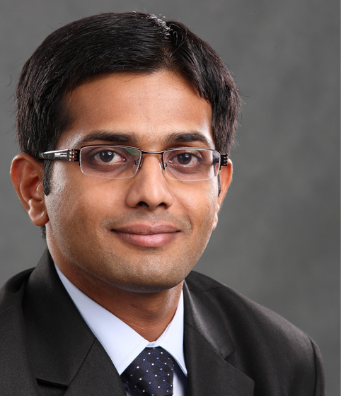 Raghavendra D, Head of Sales and Marketing -