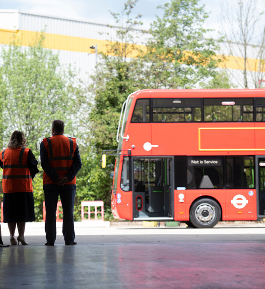 The Yorkshire Post: Dr. Andy Palmer - build electric buses in Yorkshire, not China